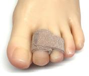 4 Pack Broken Toe Brace or Splint by ZenToes