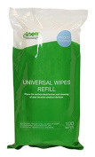Clinell Universal Wipes - Tub of 100 Refill