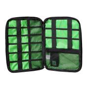 Gracelove Electronics Accessories Holder Bag Storage Case Universal Cable Travel Organiser