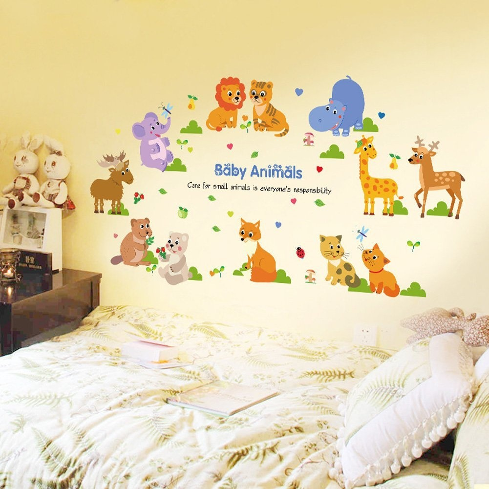 Cat Wall Decals Baby Baby: Buy Online from Fishpond.co.nz