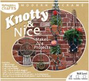 Modern Macrame Knotty & Nice Boxed Kit