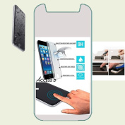 accessd Tempered Glass Film Screen Protector for 12cm screen