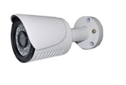 BW BNIHD4A 2.0MP 4-in-1 CCTV Format TVI + CVI + AHD + CVBS 1080p Bullet Security Camera 3.6mm Wide Angle HD Lens Premium Components New Generation IR LEDs 20M IR Range-White