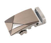 Men's Fashion Alloy Business Belt Automatic Buckle, C25