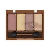 COVERGIRL Queen Collectionn Eye Shadow Quads Desert Bronze .560ml by COVERGIRL
