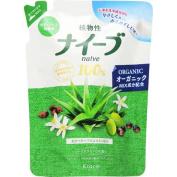 Naive Aloe Body Wash by Kracie - 400ml Refill