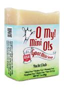 O My! Yacht Club Goat Milk Mini O! Soap - 90ml