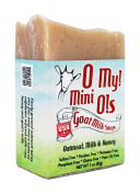 O My! Oatmeal, Milk & Honey Goat Milk Mini O! Soap - 90ml