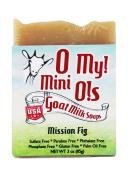 O My! Mission Fig Goat Milk Mini O! Soap - 90ml