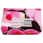 Cole & Co Rose Geranium Soap 80g
