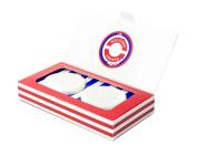 """Swedish Dream Sea Salt Soaps in Gift Box """"Welcome Aboard!"""" - Two 130ml Bars"""