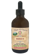 Organic Kukuwi Nut Oil 120ml 100% Pure Extra Virgin Cold Pressed Unrefined Natural Top Grade A For Face Lips Hair Body Moisturiser By Temple Of Organic