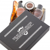 Men Rock Beard Care Kit