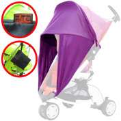 iSafe Sunny Sail - For Red Kite Push Me 2U Stroller