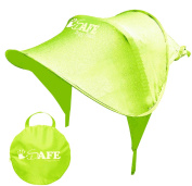 iSafe Sun Shade Maker - Lime For Red Kite Push Me 2U Stroller
