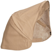 Babies Deluxe Leather 52 Sun Canopy Bugaboo Taupe