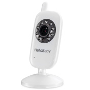 HelloBaby Additional Camera Child Unit Add-on Camera for HB24 Video Baby Monitor