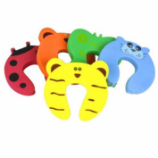 GOOTRADES Children Baby Safety Finger Pinch Cartoon Animal Foam Door Stopper Cushion