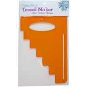 Pattiewack Designs Pattiewack Designs Tassel Maker 27cm x 19cm -, Other, Multicoloured