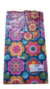 Flomo 12PC Large Floral Design Gift Bag