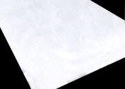 Organza Table Overlay Linen Table Cloth 200cm X 200cm Square(1 Piece) White
