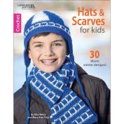 LA-6720 LEISURE ARTS BOOKS-HATS/SCARV