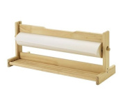 IKEA MALA Paper Rolll Holder Tabletop Drawing Paper ROLL Dispenser with Starter Paper Roll Included