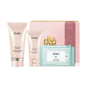 [K-Beauty] O HUI Miracle Moisture Hypo-Allergenic Cleansing Set