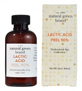 Natural Green Brand Lactic Acid Peel, Unbuffered Uneven Skin Tone, 60ml