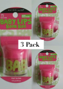 Maybelline Baby Lips Balm Ball Pout In Pink 75