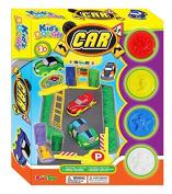 Kid's Toys Kid's Dough Car Set Moulding