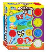 Kid's Toys Kid's Dough Moulding Set