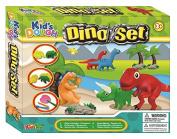 Kid's Dough Dino Set Kid's Toys