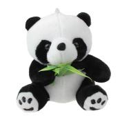 Child Stuffed Panda, Misaky Cute Soft Soft Animal Doll Toy Gift 16cm