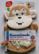 Adorable Animal Designs Baby Bath Mitt Puppet