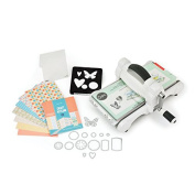 Sizzix Big Shot Machine Starter Kit White & Grey
