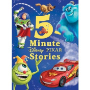 Five Minute Pixar Story Book