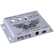 1 - Digital Bass Machine, Freq resp