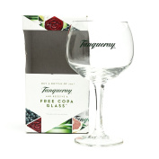 Tanqueray Copa Glass Gin Cocktail Balloon Wine Boxed New Balloon Shape Christmas Gift