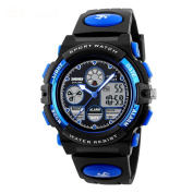 SKMEI 1163 Good Quality Japanese-quartz LED And Pointer Display 50M Waterproof Sports Watch