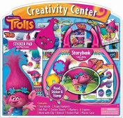 Trolls Kid's Art Activity Set - Complete 21 Pieces Set - 1 Set