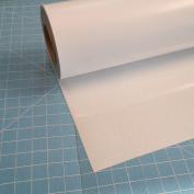 Siser Glitter White 50cm x 0.9m Iron on Heat Transfer Vinyl Roll