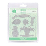 Trimcraft First Edition Universal Metal Paper Card Craft Dies - Tropical