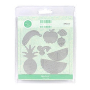 Trimcraft First Edition Universal Metal Paper Card Craft Dies - Fruit