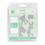 Trimcraft First Edition Universal Metal Card Craft Dies - Sporting Silhouettes