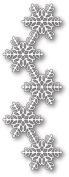 Poppy Die ~ Pickering Snowflake Border