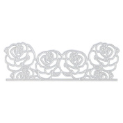 SCASTOE Roses Metal Cutting Dies Stencil Scrapbook Paper Card Embossing DIY Craft Gift