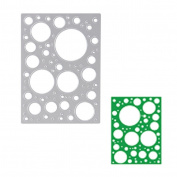 SCASTOE Metal Cutting Dies Stencil Scrapbook Album Paper Card Embossing DIY Craft Gift
