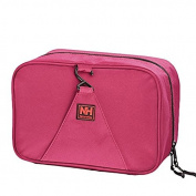 Ubens Hanging Toiletry Bag Travel Storage Makeup Cosmetic Bag Beauty Kit YKK Zipper Tour Case For Men or Women Hiking Handbag