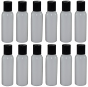 60ml Refillable Bottle with Disc Cap
